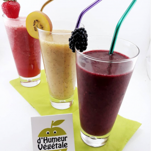Smoothies de saisons